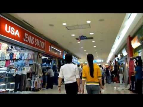 shopping and hotels around MBK center in Bangkok