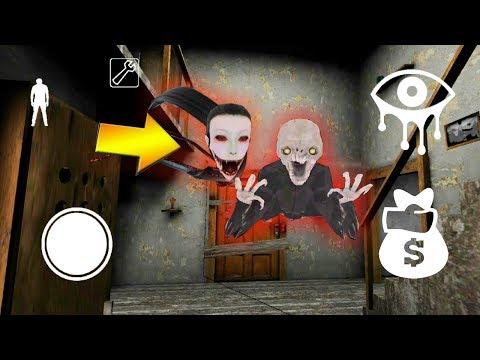 ДЕЛАЮ ДВОЙНУЮ КОНЦОВКУ ПРОТИВ КРЕЙСИ + ЧАРЛИ - Playing Eyes horror in Granny
