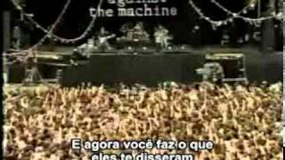 Rage Against The Machine - Killing In The Name (Legendado)