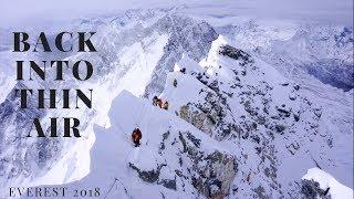Himalaya - Back Into Thin Air (FULL EVEREST 2018 FILM)