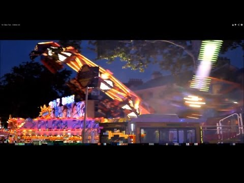 Oxford St Giles Fun Fair - Video Montage - Best watched in HD