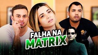 BRUNA NUNCA ASSISTIU MATRIX??? - DESAFIO DAS SINOPSES DE FILMES!!!
