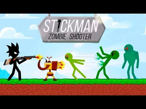 Stickman Zombie Shooter  СТИКМАН ПРОТИВ ЗОМБИ 💀