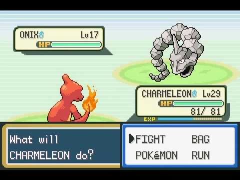how to make your own pokemon game for gba
