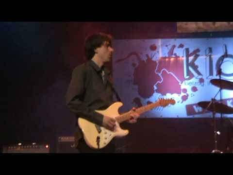 Woodgrain @ KIC festival playing palace of the king (Popa Chubby Cover)