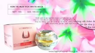 Catalogue Mỹ Phẩm Cao Cấp Vick White Beck