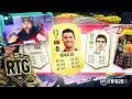 My First Fifa 20 Fut Draft Omg Cristiano Ronaldo Fifa 20 Ultimate Team