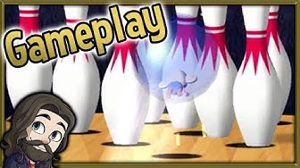 Super Monkey Ball 2 - Bowling - Part 1 - Online Multiplayer Gameplay