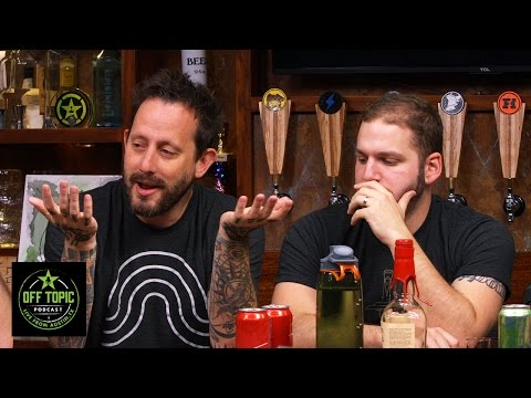 Off Topic: Ep. 73  Geoff Can't Say No To Tom Clancy