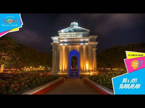 TOP 10 PLACES TO VISIT PONDICHERRY