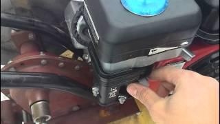 Китайский двигатель на мотоблок(, 2016-02-21T06:47:00.000Z)