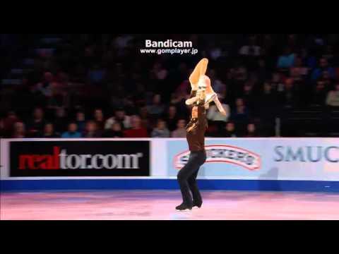 Alexa Scimeca / Chris Knierim US National 2016 Gala