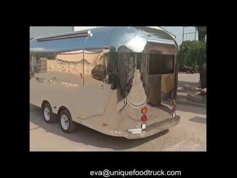 Airstream Catering Trailer / Food Truck / Mobile Bar / Burger Van / Chip Van