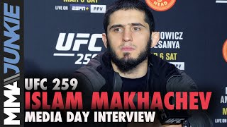 <b>Islam Makhachev</b> plans to start post-Khabib era at lightweight   UFC ...