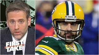 Aaron Rodgers 'needs to get over' his beef with the Packers - Max Kellerman | First Take