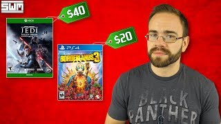 Black Friday Video Game Sales You Probably Missed