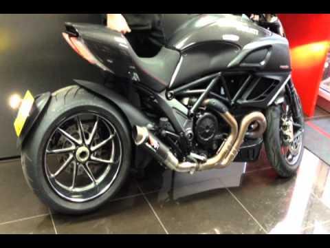 Ducati  Austin Racing Exhaust