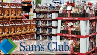 SAM'S CLUB GROCERY KITCHEN WALK THROUGH 2018