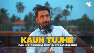 Kaun Tujhe - DJ NYK \\u0026 Aroone Remix | M.S. DHONI -The Untold Story | Sushant Singh Rajput Amaal Palak
