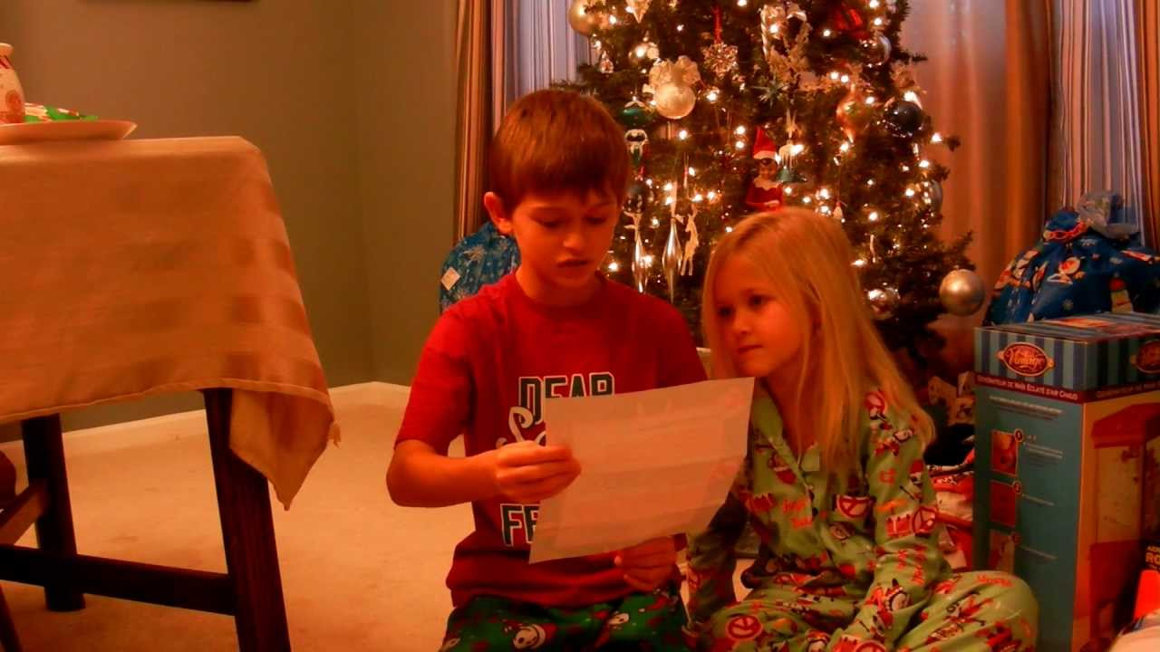 Christmas 2012 Part 1   YouTube