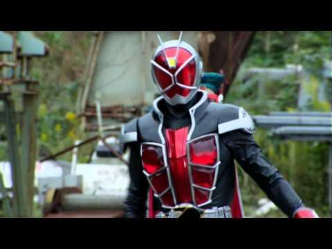 仮面ライダー 映画 CM スチル画像。CM動画を再生できます。