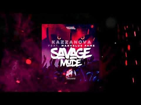 DJ Kazzanova - Savageft. Marvelus Fame