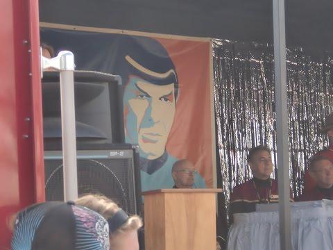 Leonard Nimoy comes to Vulcan (Alberta)