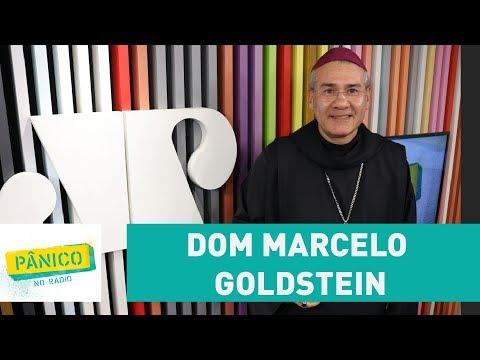 Dom Marcelo Goldstein, o padre das celebridades - Pânico - 14/09/2017