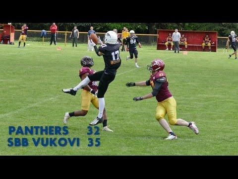 Panthers Pančevo-SBB Vukovi 32-35/5 kolo 2017