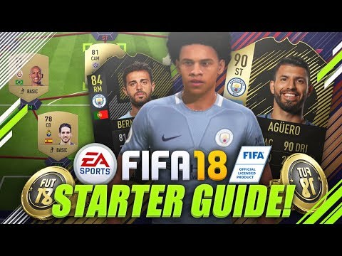 HOW TO START FIFA 18 ULTIMATE TEAM! (Trading & Investing Tips, Starter Packs & More!)