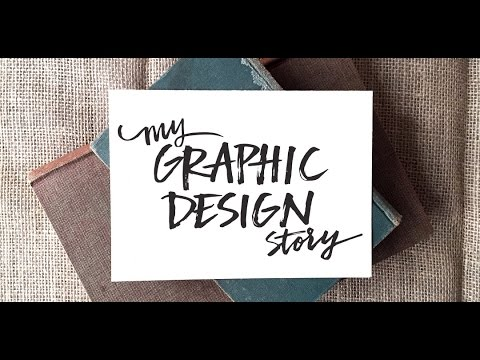 My Graphic Design Story
