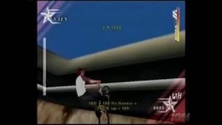 Dave Mirra BMX Challenge  Nintendo Wii Trailer - Sweet Jumps