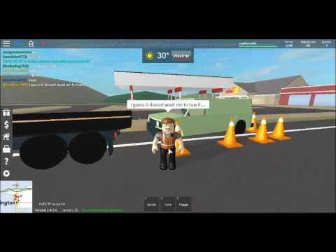 Roblox UD:Westover:DOT (part 1)