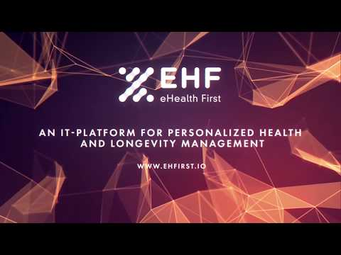 eHealth First's CEO Nickolay Kryuchkov speaks about the Project, Private Placement and ICO