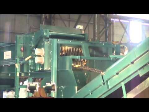 Multi Purpose Shredding Plant model MPS50HD