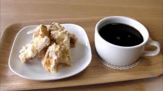 Caramel Nougat Of Bread Crust & Coffee パンの耳 練乳キャラメルがけ 塩スイーツ