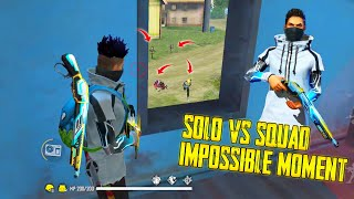 Solo vs Squad With PK*PARWEZ OP Gameplay | Amazing Free Fire Moment - Garena Free Fire @P.K. GAMERS