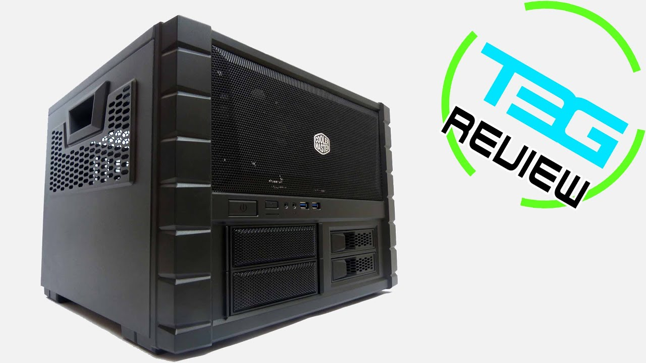 Cooler Master Haf Xb Evo Lan Box Mid Tower Case Review