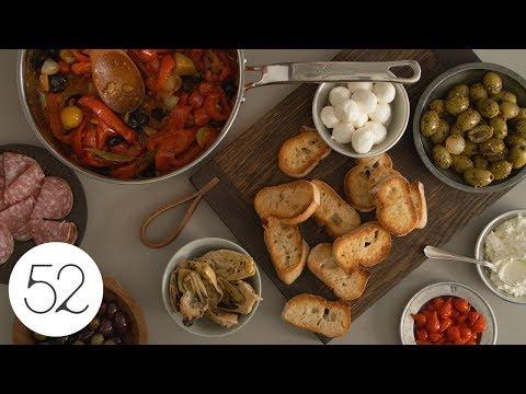 Nick Perkins' Roasted Marinated Peppers | Food52 + Lagostina