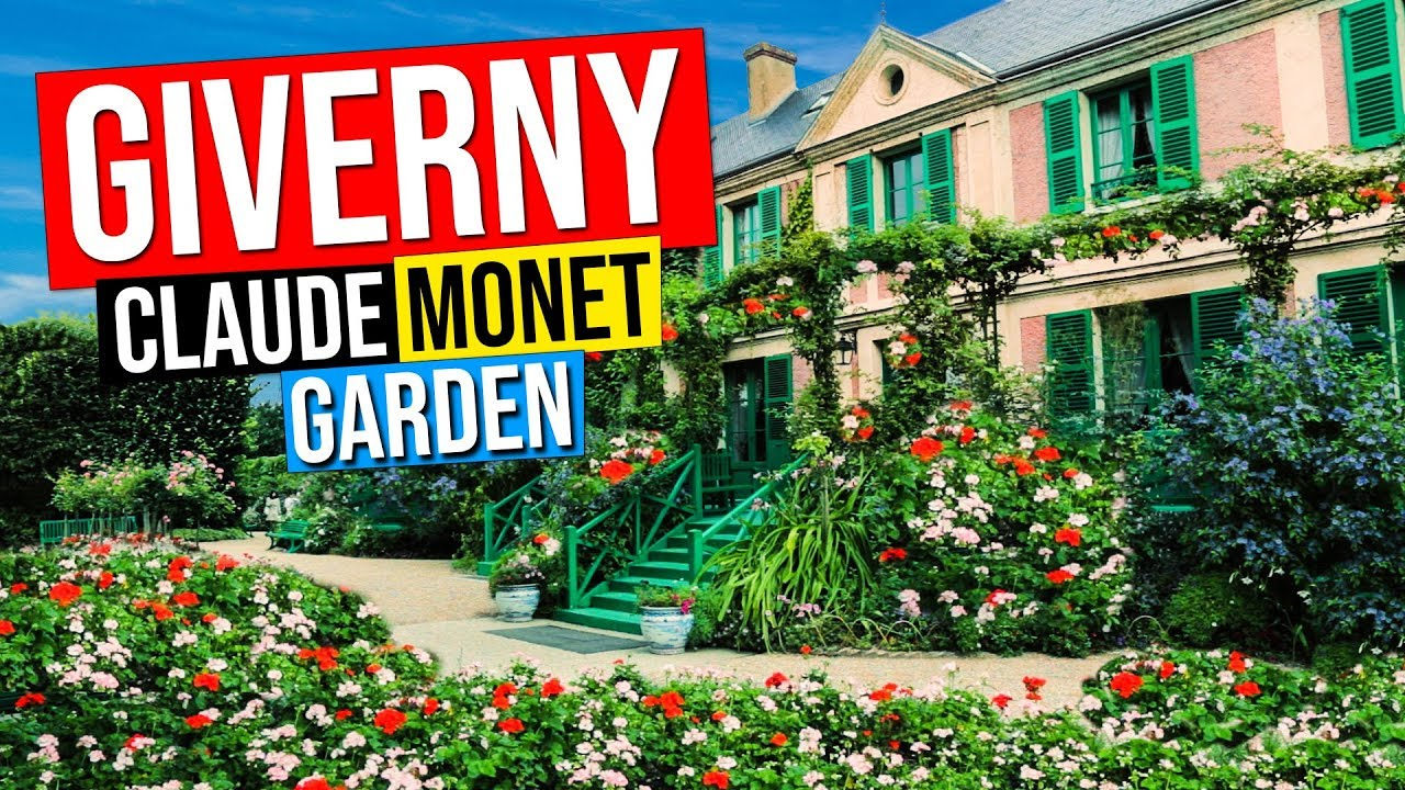 Giverny claude monet house gardens maison et jardins for France jardin