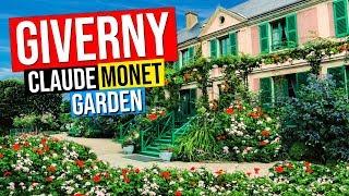 GIVERNY - Claude Monet maison et jardins | House & Gardens | France
