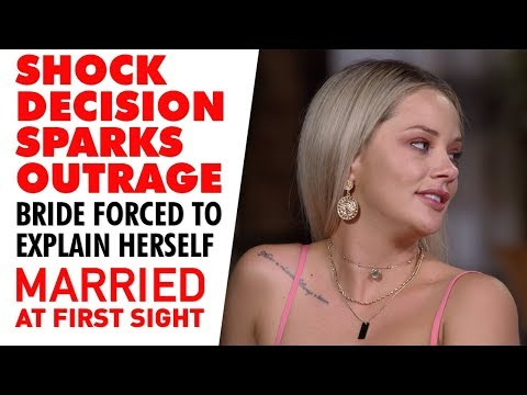 Mick is devastated by Jess' decision to stay | MAFS 2019