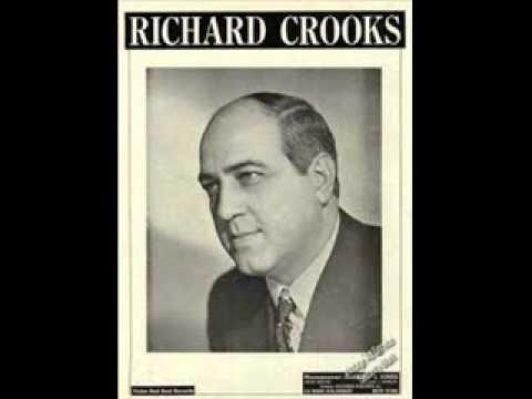 Richard Crooks Sings