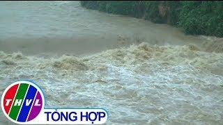 THVL | 3 người dân ở Quảng Ngãi bị nước cuốn trôi