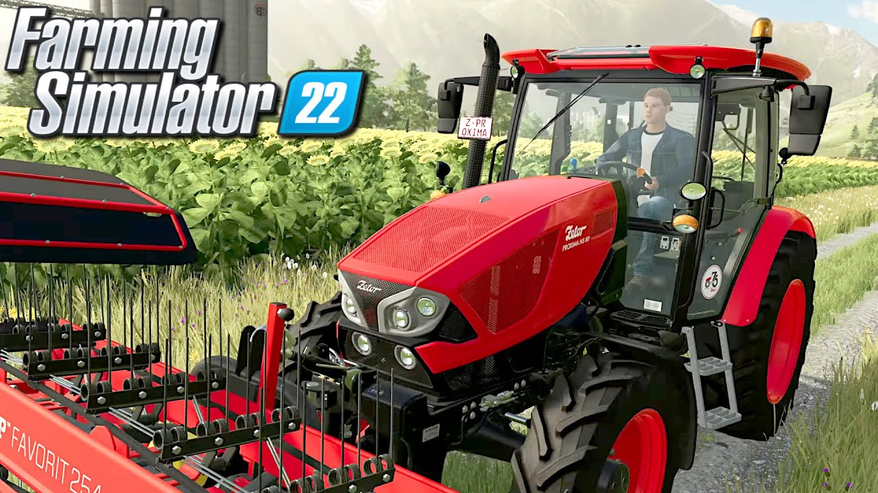 Download Ciągniki ZETOR 🚜 - Farming Simulator 22