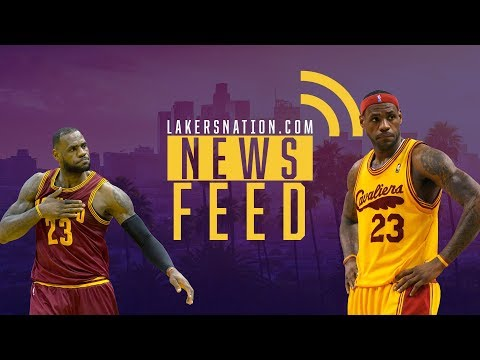 Lakers Feed: Lebron James