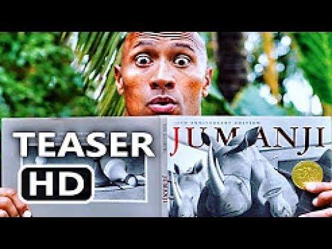 Jumanji 2 Trailer