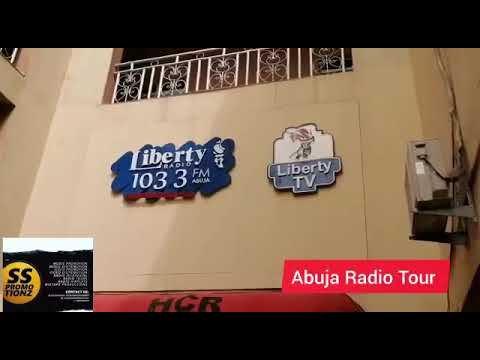 Abuja Radio Tour with Ragz Babariga