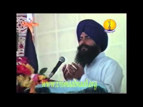 AGSS 1997 : Katha - Bhai Sahib Bhai Pinderpal Singh ji