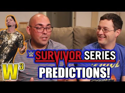 Survivor Series Predictions + James Ellsworth Released! | Wrestling With Wregret